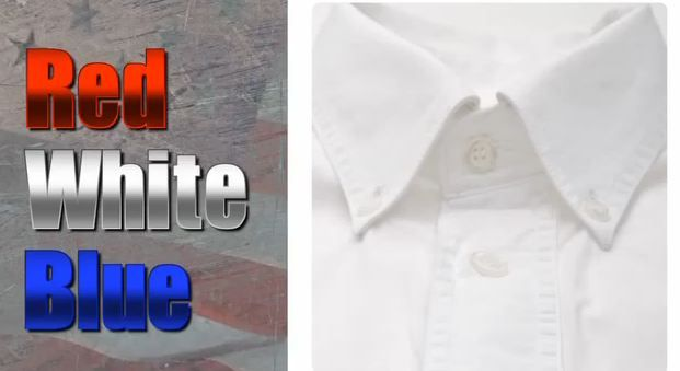 The Red White And Blue Laundry White Shirt Cleaning System Sold By Soap Warehouse To Dry Cleaners And L Cleaning White Shirts Laundry Business Red And White