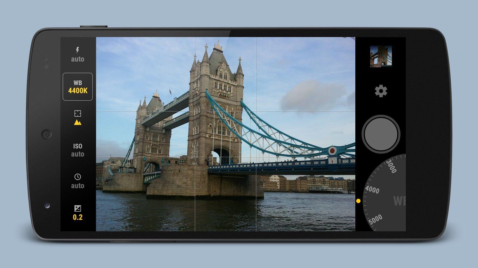 4 Aplikasi Kontrol Manual Kamera Pada Smartphone Lollipop Tablet Fotografi Kamera