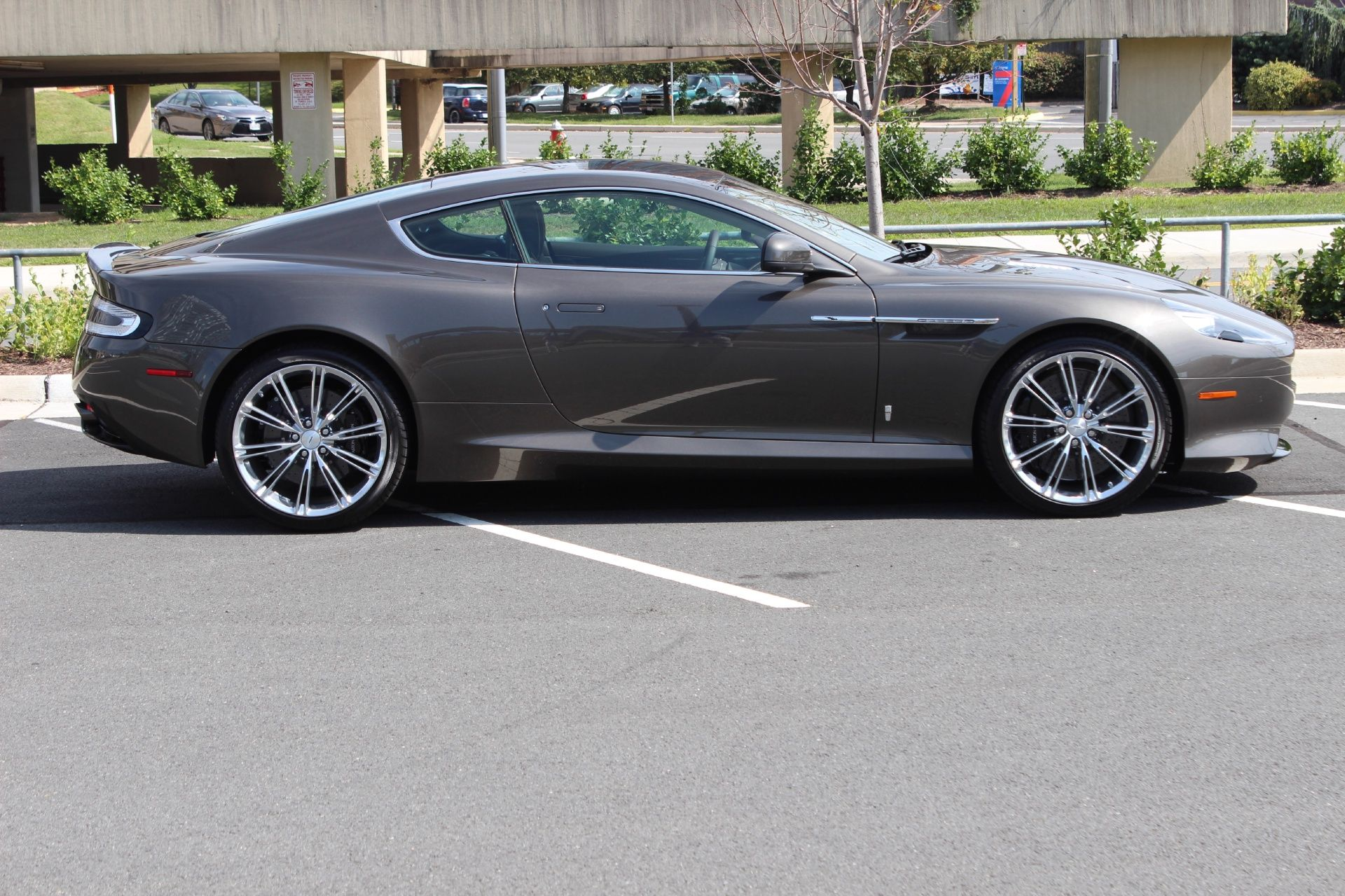 the last aston martin db9 gt to be in the usa! the 1 of 9 is only at