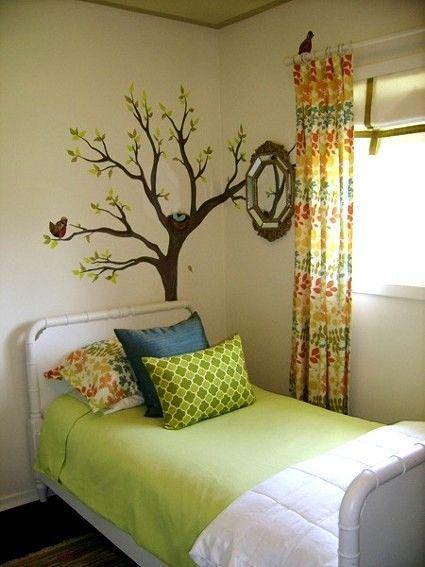 Paisajes para pintar en una pared buscar con google - Habitaciones infantiles decoracion paredes ...