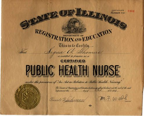 this document certifies a graham hospital and training school for ...