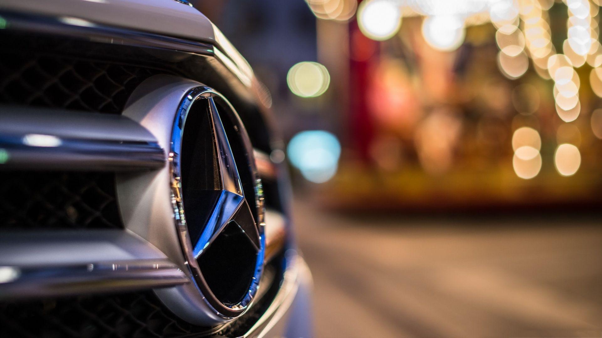 Mercedes Benz Logo Wallpapers Pictures Images Mercedes Benz