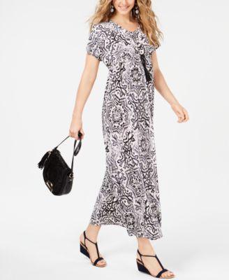 4c8401f819 Style   Co Petite Maxi Dress