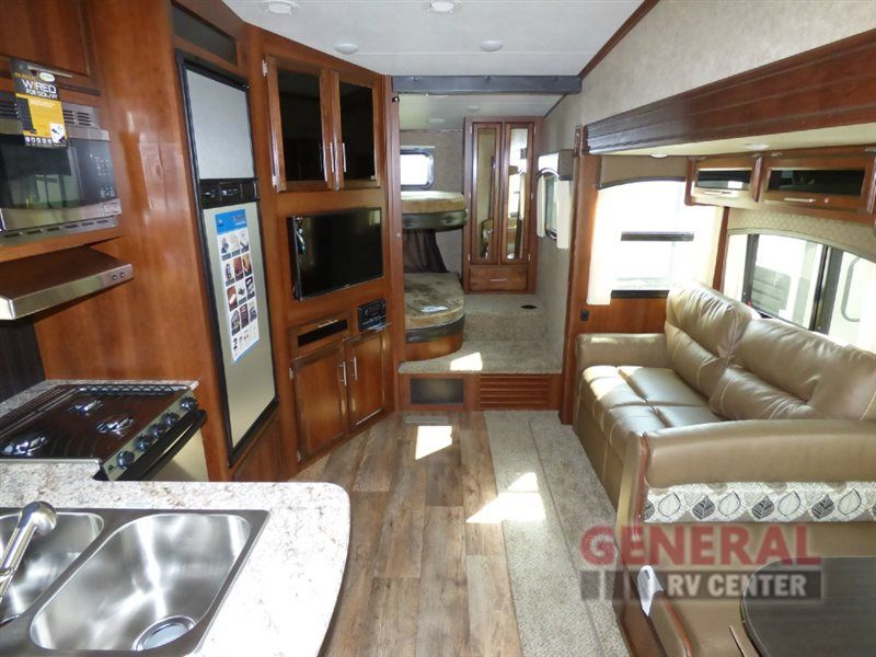 New 2016 Jayco Eagle Ht 29 5bhds Fifth Wheel At General Rv White
