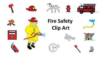 15++ Preschool fire safety clipart ideas in 2021