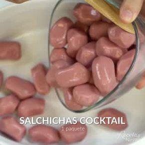 Salchichas botaneras