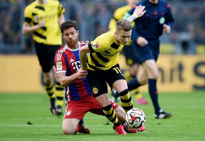 Die Bilder Zur Begegnung Bvb Gegen Bayern Munchen 27 Spieltag Sports Sports Jersey Soccer Ball