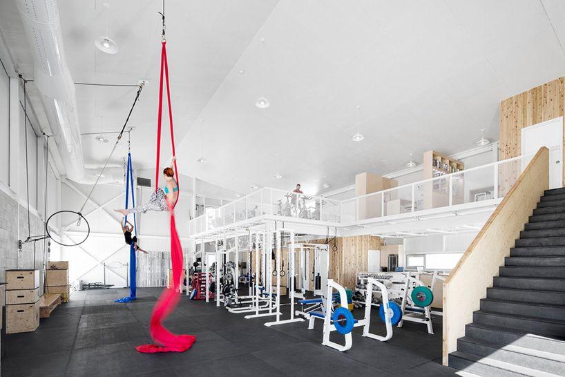Explore Gym Interior Design And More