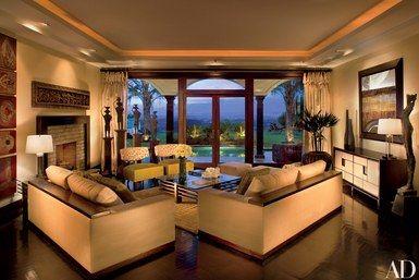 Inside A Contemporary Mediterranean Home In Ecuador Home Living Room Seating Mediterranean Living Rooms