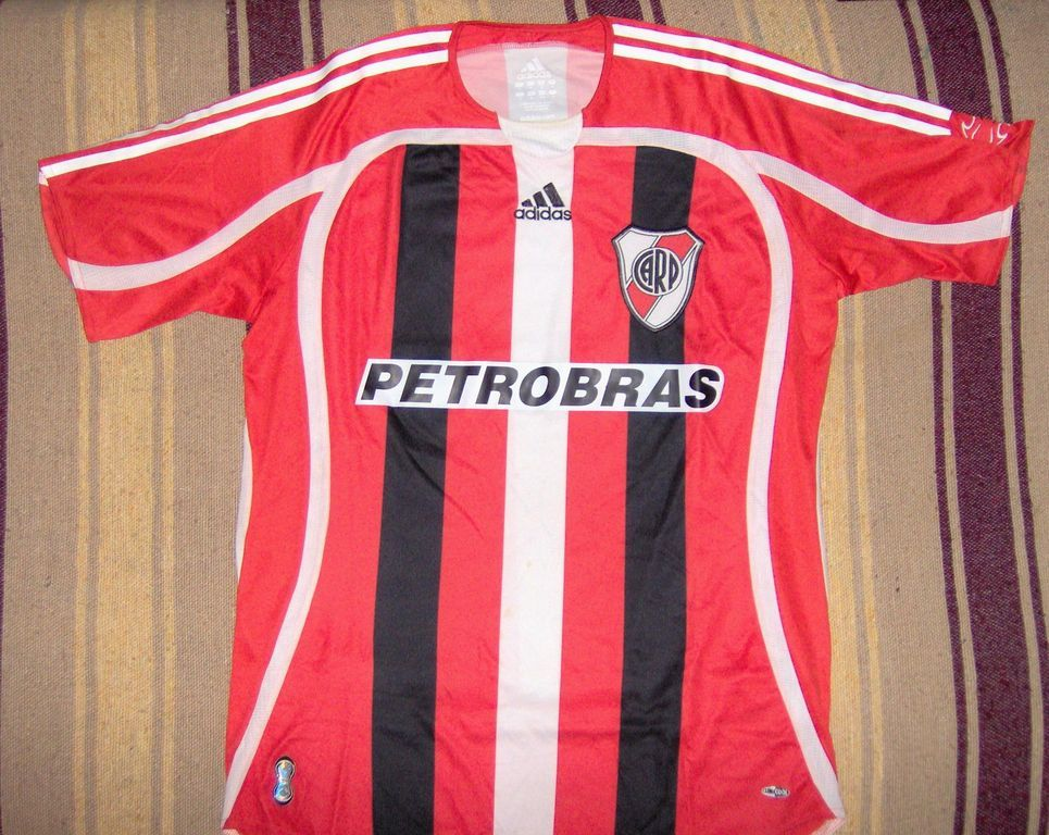 b6968c8af79f1 River Plate Goalkeeper football shirt 2006 - 2007
