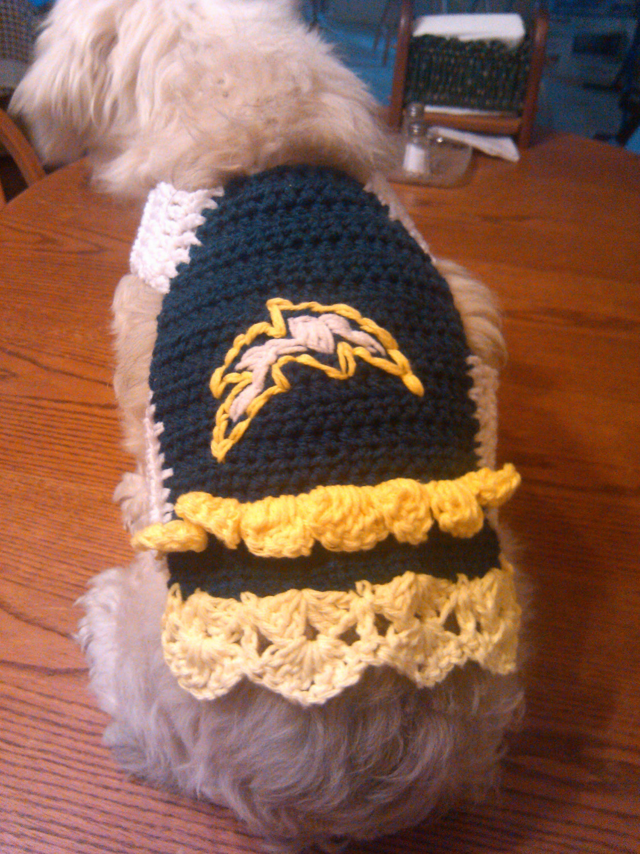 Easy Crochet Dog Sweater   Coisas para usar   Pinterest   Hunde ...