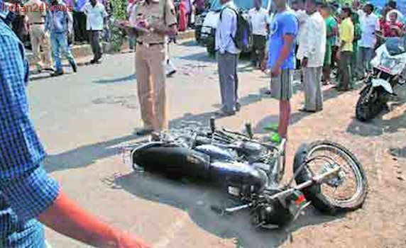 Five Killed In Two Separate Accidents In Rajasthan India