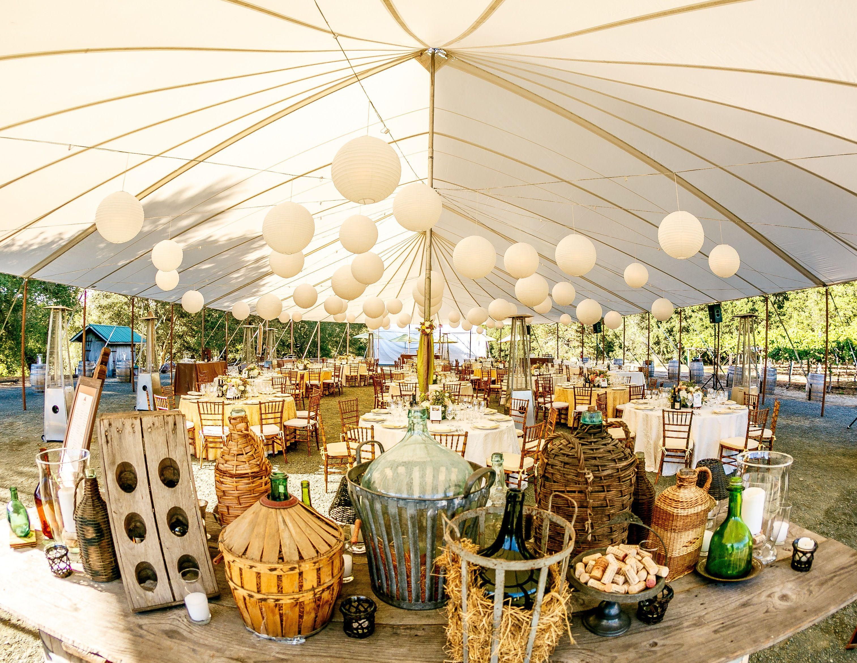 18 Stunning Tuscan Inspired Wedding Ideas