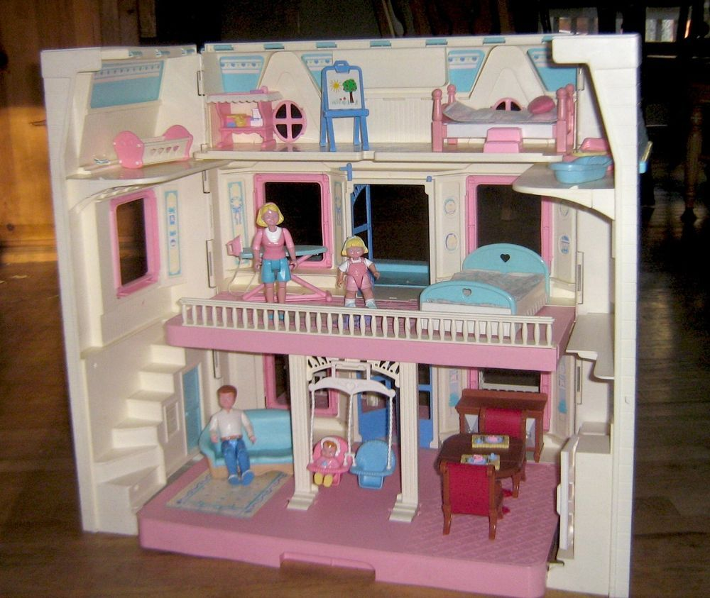 Dollhouse Furniture Discount Fisher Price Year Loving: Fisher-Price Loving Family Dream Dollhouse