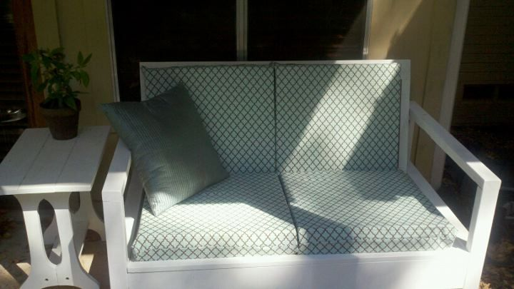 Do It Yourself Outdoor Bar: Do It Yourself Patio Furniture