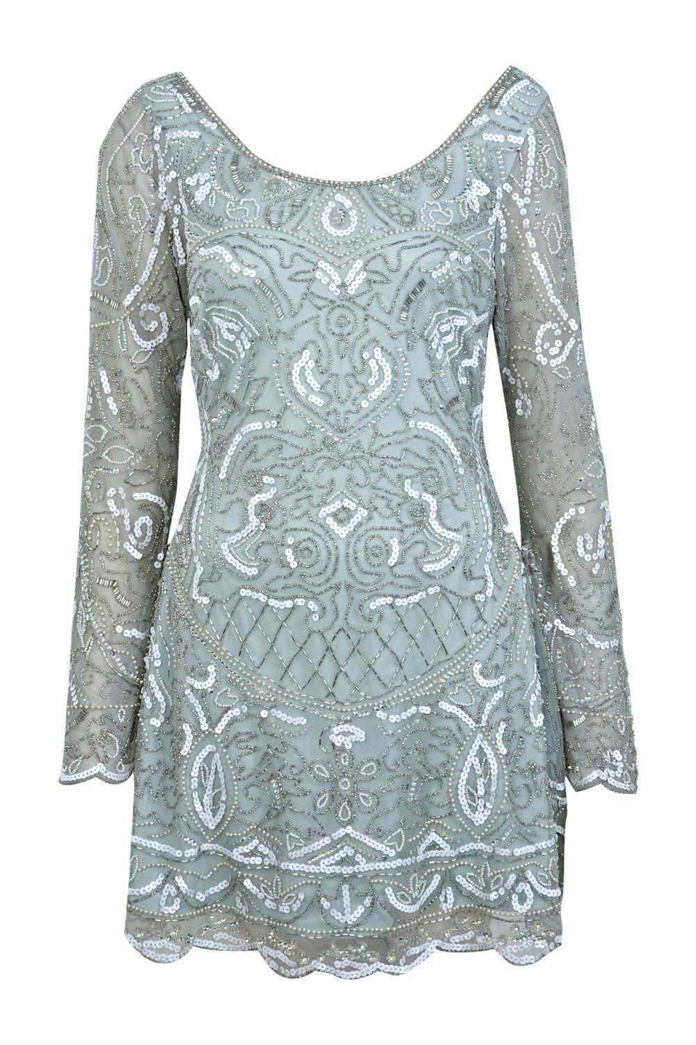 15ddc96522 dresses - Big Sleeve Embroidered Dress - Smith   Caughey s