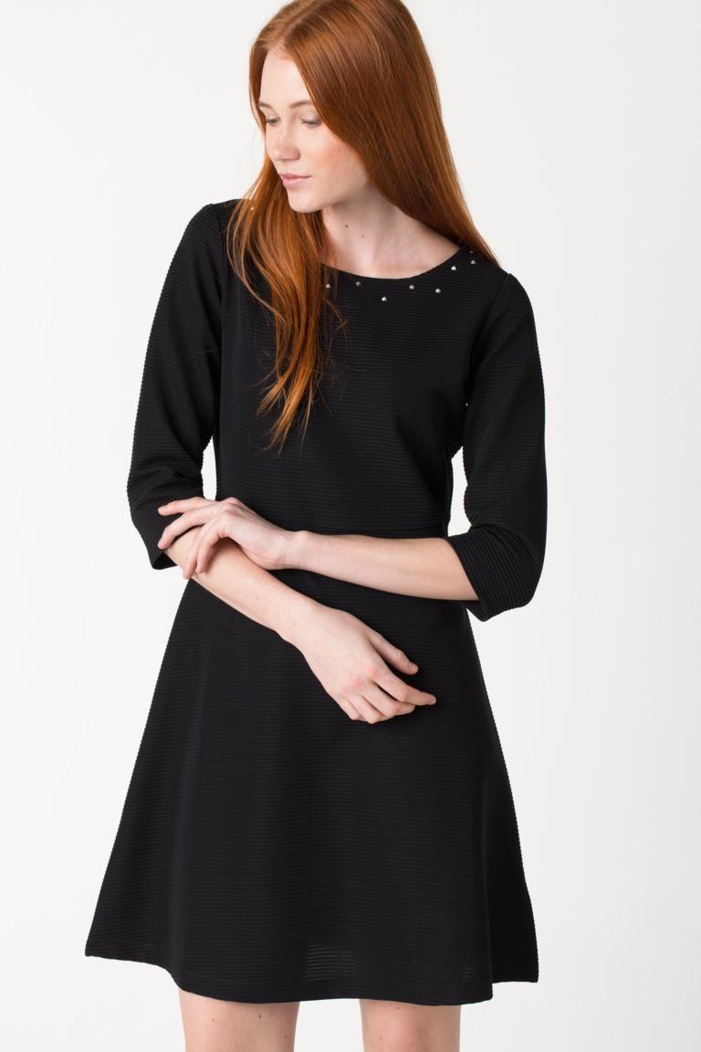 Siyah Kadin Trend Elbise 370395 Moda Stilleri Trend Elbiseler Elbise