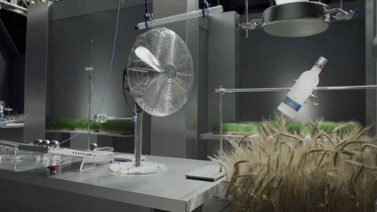 Khotrytsya ICE Project (One Shot) Rube goldberg machine