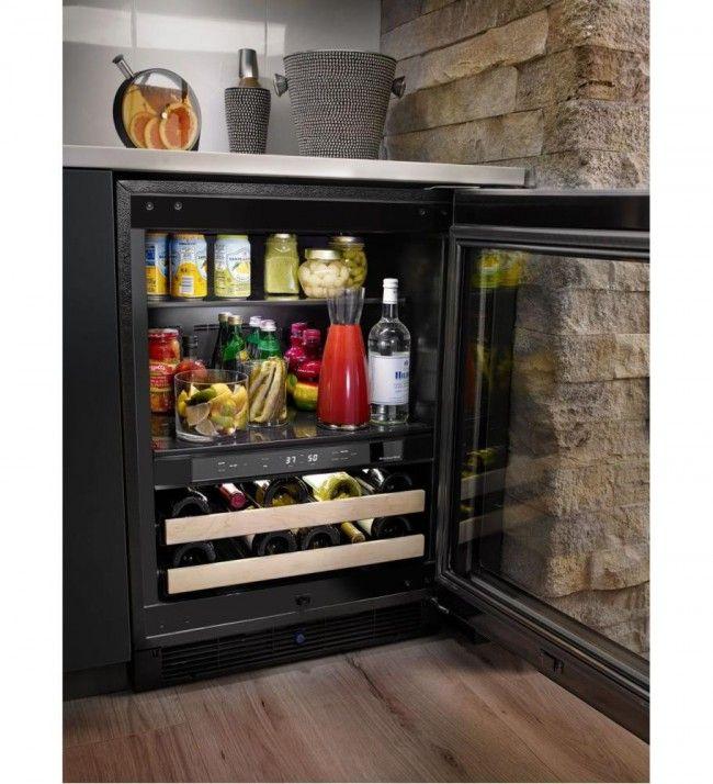 KITCHENAID wine coolers KUBR204ESB Albert Lee Appliance