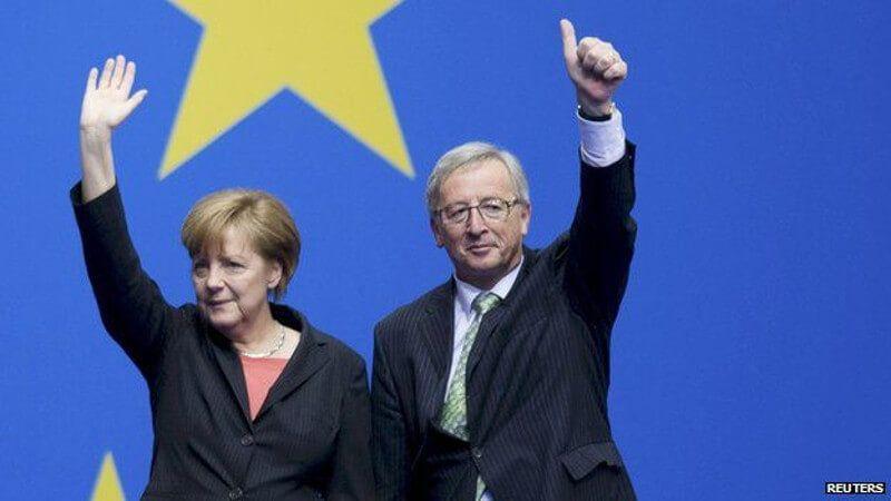 """Јункер: """"Европа не сме да дозволи да о везама са Русијом одлучује Вашингтон""""  """"Европа мора да поправи везе са Русијом и не сме да дозволи да о томе одлучује Вашингтон"""" изјавио је председник Европске комисије Жан-Клод Јункер. ЕУ се прошле године прикључила СА"""