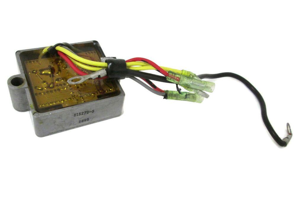 MERCURY 150 HP VOLTAGE REGULATOR 854515