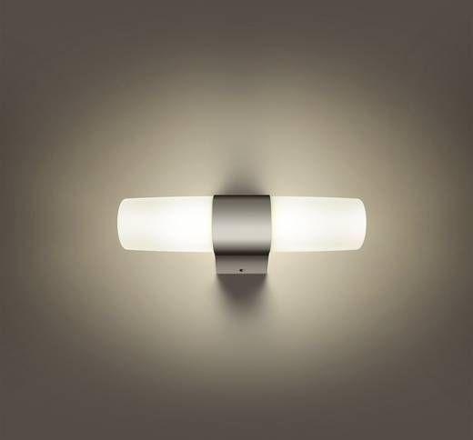 LED badkamer wandlamp 6 W Warm-wit Philips Lighting 340241116 Skin ...