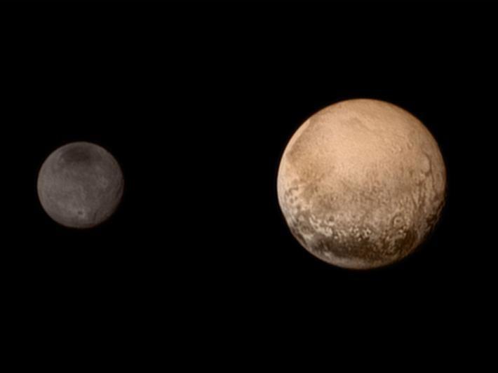 PHOTOGRAPH BY NASA/JHUAPL/SWRI