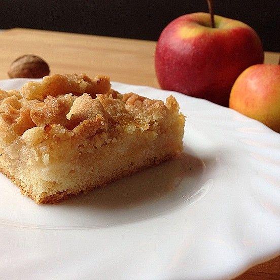Apfelkuchen mit Streuseln vom Blech von heresbach | Chefkoch