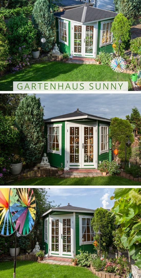 Ideen 40 Für Gartenhaus Innen Streichen Gartenhaus, Haus