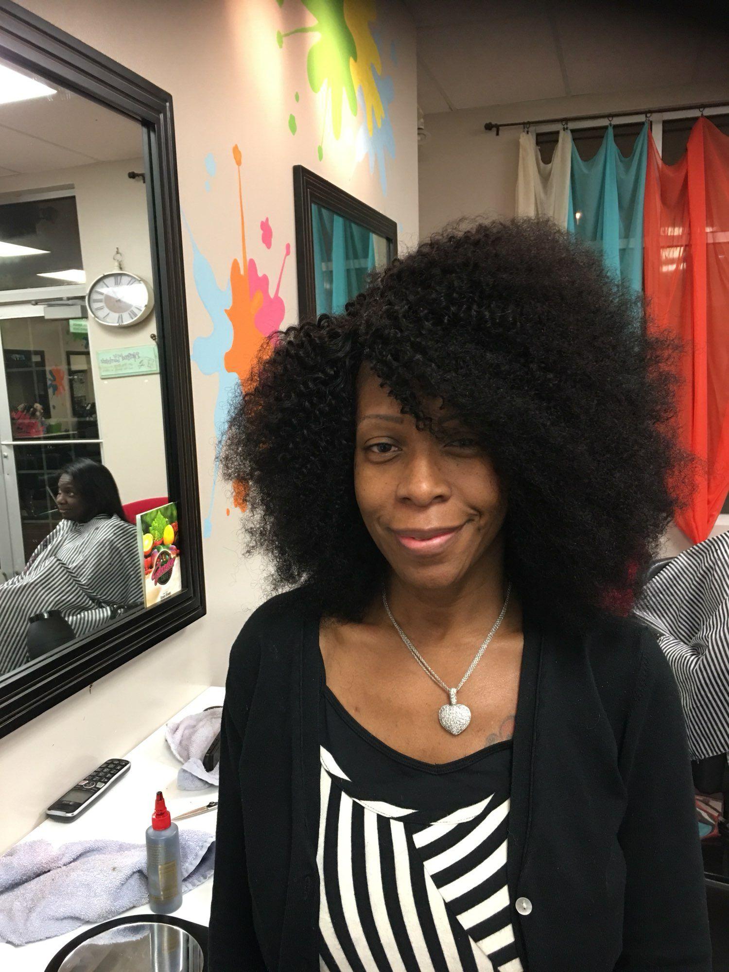 Afro Kinky Curly Hair Good Recool Hair On Amazon Pinterest