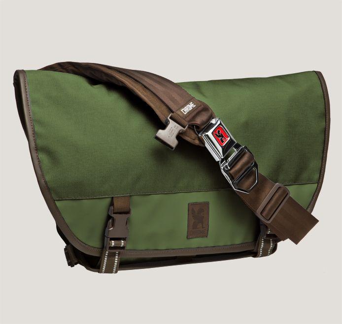 894d621ea41a Chrome Mini-Metro Messenger Bag