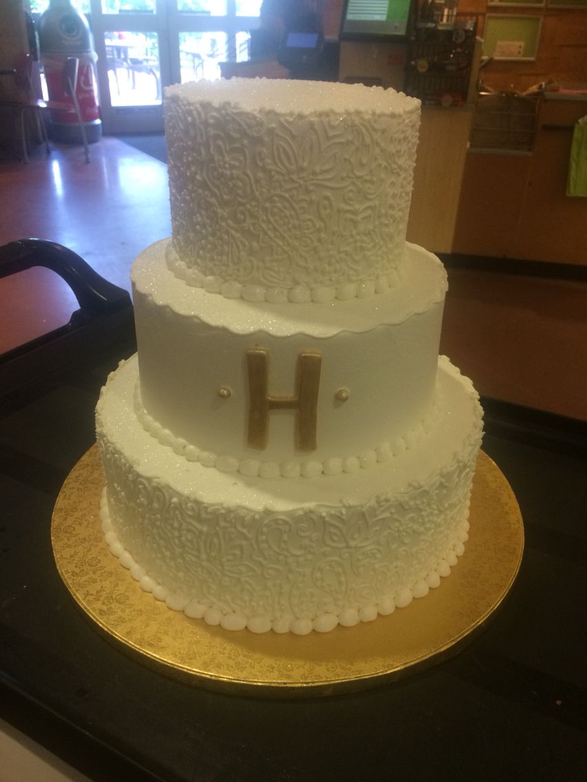 Publix GreenWise Wedding Cake. Hyde Park; Tampa, FL. | Wedding Cakes ...