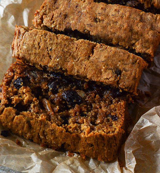 Vegan Persimmon Bread Recipe Almond Recipes Persimmon Bread Persimmon Recipes