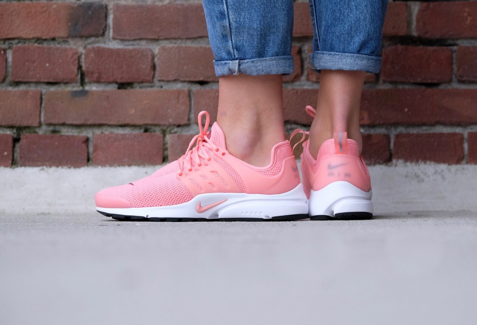 the best attitude e8ff2 03e1b Nike WMNS Air Presto Bright melon/bright melon-cedar-white ...