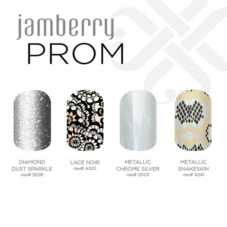Love the combination! Independent Consultant for Jamberry Vinyl Nail Wraps www.danielleb.jamberrynails.net