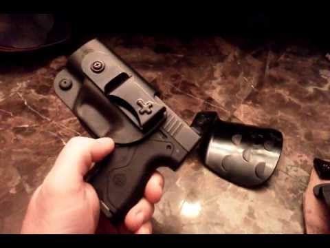 The Ultimate IWB Gun Holster For Beretta Nano
