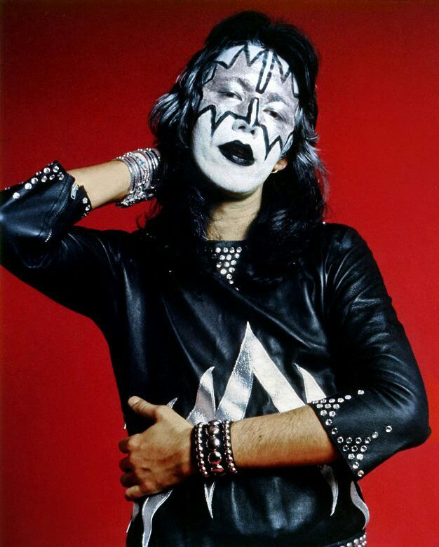 Ace Frehley Kiss Ace Frehley Kiss Band Hot Band