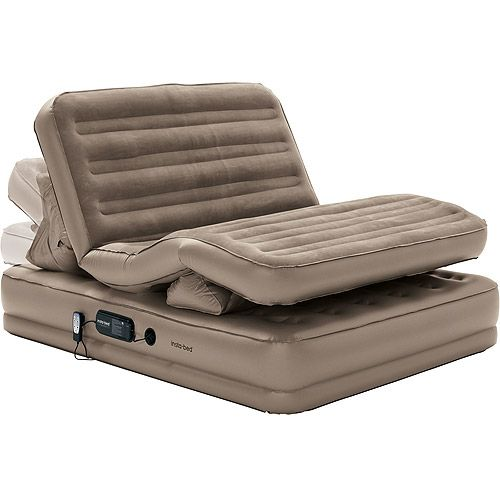 Seriously!!  Who needs a craftmatic AIR bed?  LOL!!