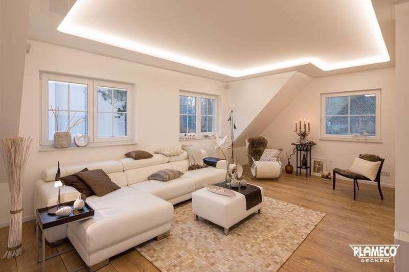 Wohnzimmer Decke Wohnzimmer Decke Wohnzimmer Decke Beleuchtung Wohnzimmer Deck Beleuc In 2020 Living Room Lighting Ceiling Lamps Living Room