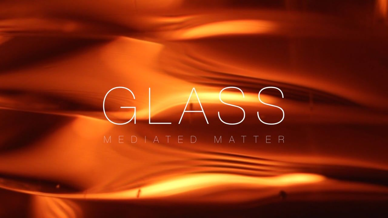 Watch Molten Glass 3D-Printed From a Kiln at 1900 Degrees - Colossal (4:22)
