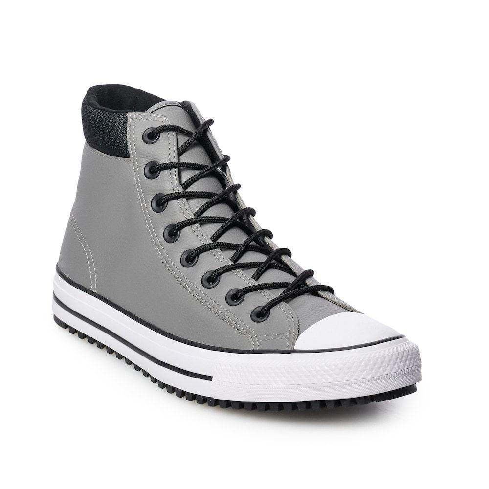 Men s Converse Chuck Taylor All Star PC Boot Mason High Top Shoes ... e8de50d74