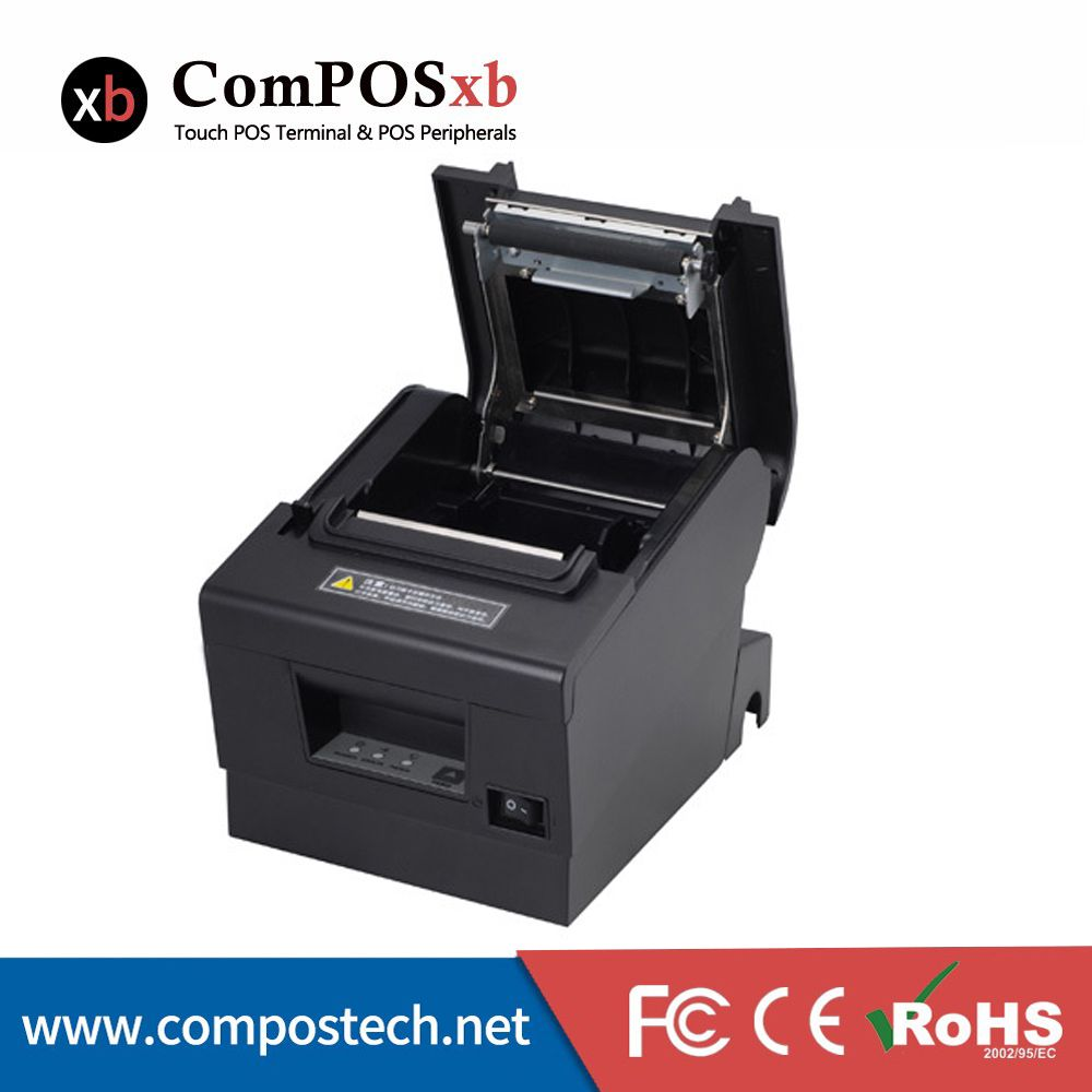 High Quatity Of 80 Mm Printer For Thermal Receipt Printer With Usb Lan Rs232 Interface Thermal Printer Office And School Supplies Pos