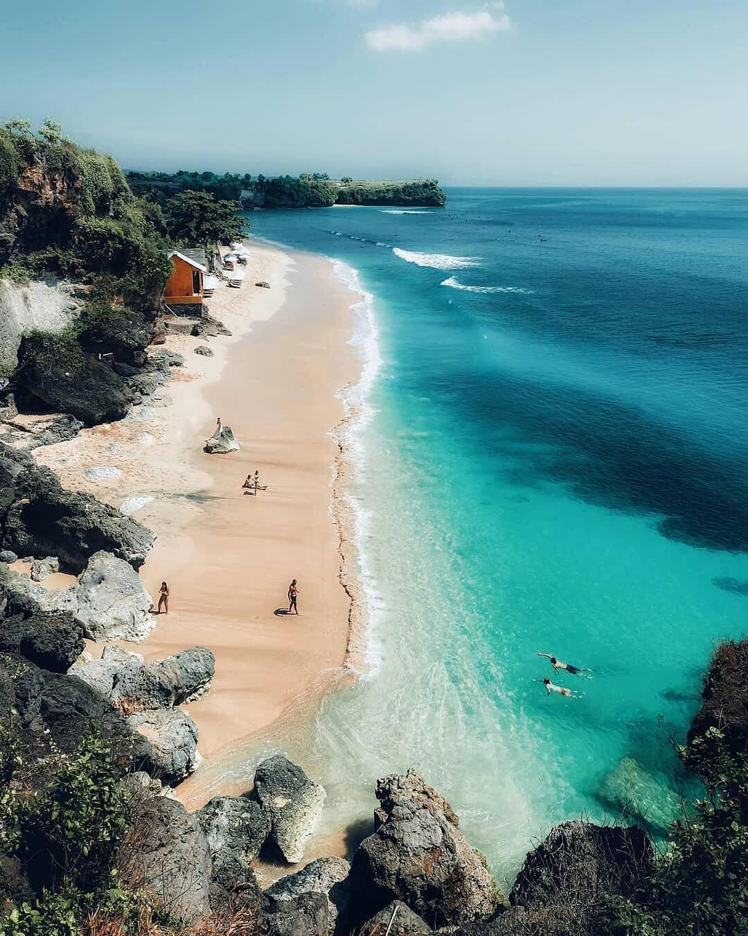 I Love That There Are Beaches You Can Walk Your Dog On A Beautiful Evening Beaches Are A Great Place To Hike A In 2020 Bali Beaches Beautiful Beaches White Sand Beach
