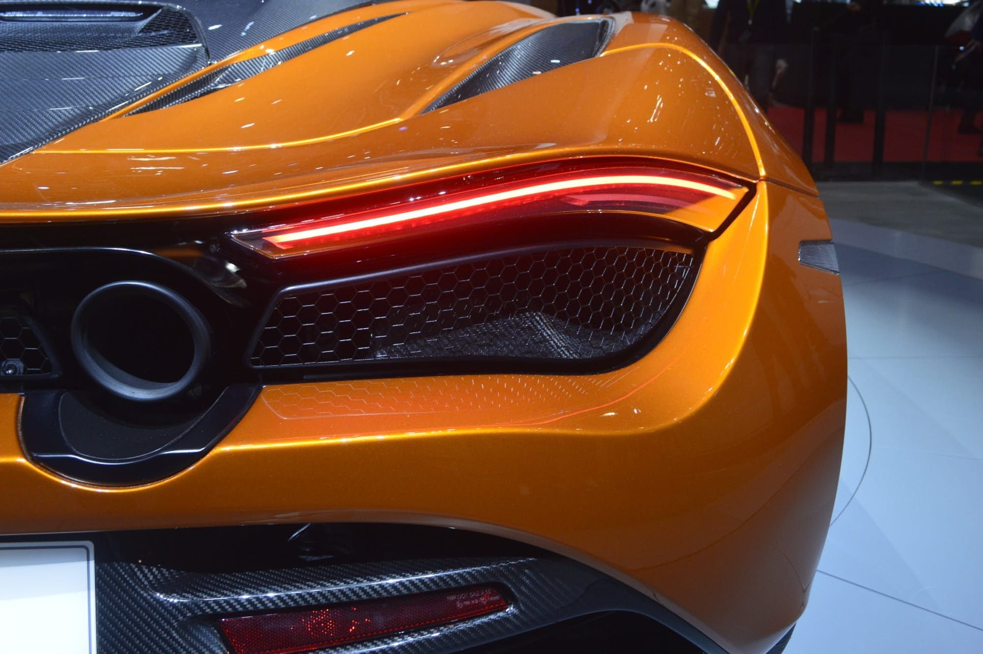 Mclaren Majors In Aerodynamics For All New 720s Mclaren Aerodynamics Geneva Motor Show