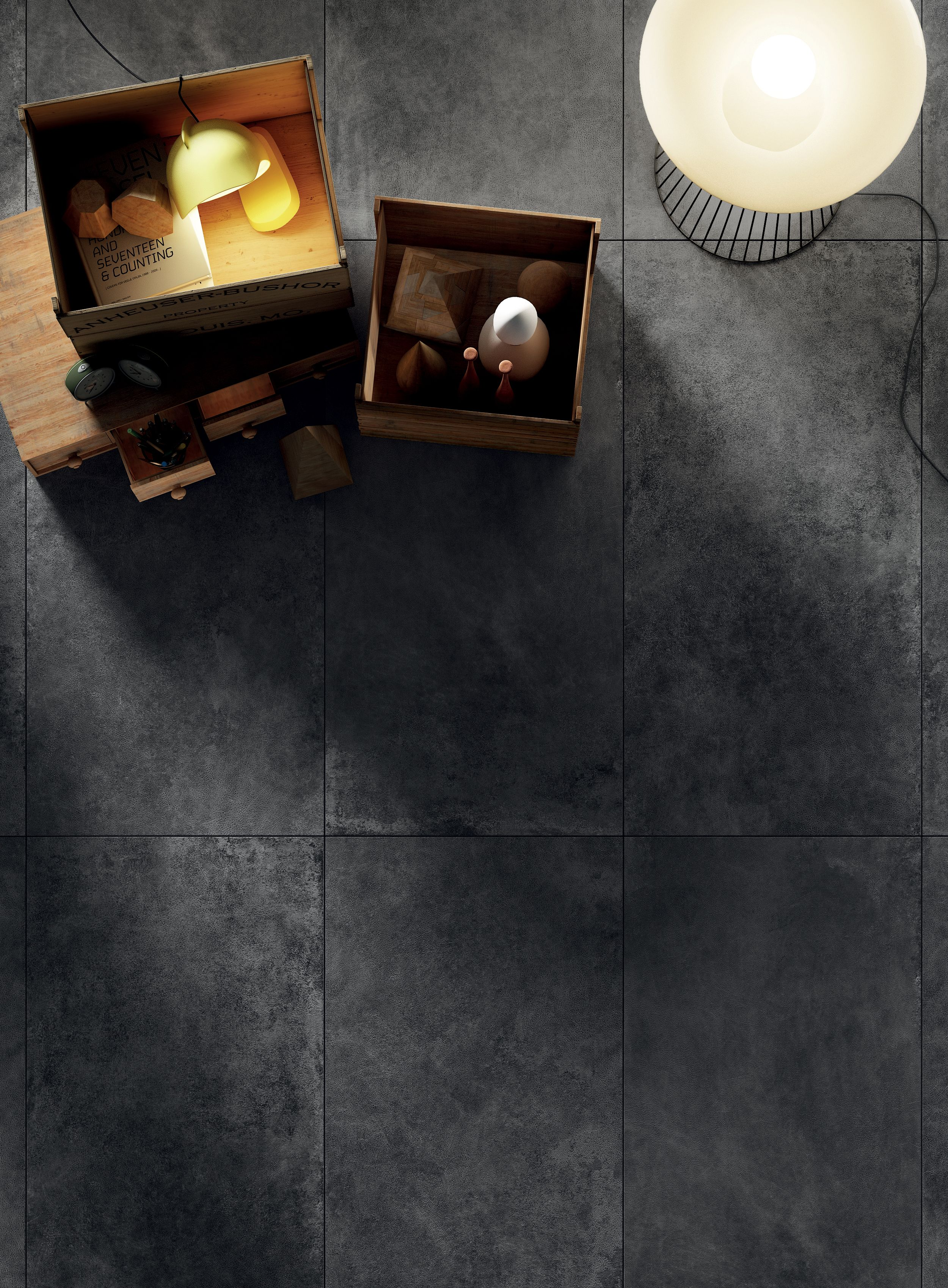 Floor iris ceramica diesel hard leather slate 24 x 48 floor iris ceramica diesel hard leather slate 24 doublecrazyfo Image collections