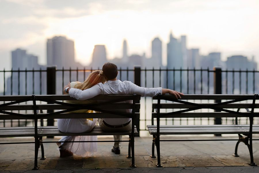 Love and Skylines by Ryan Brenizer on 500px