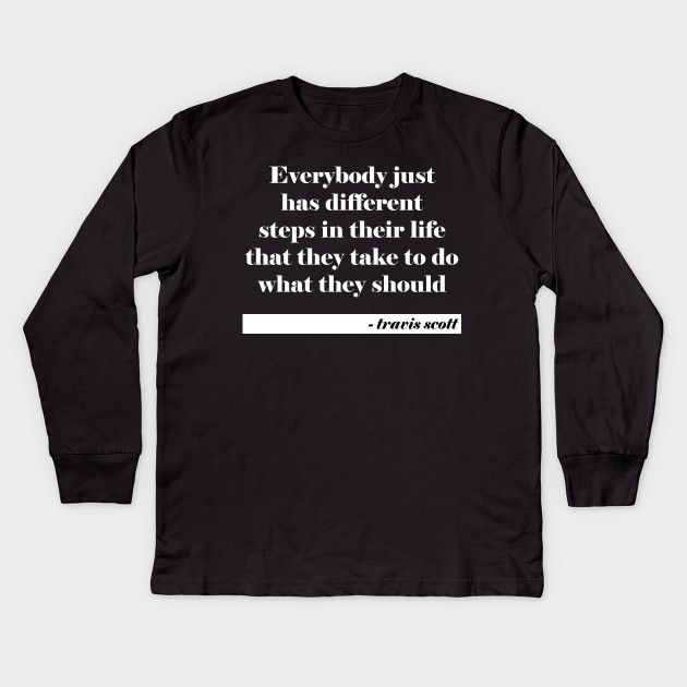 628322eadd0 Travis Scott Kids long sleeve! Travis Scott Astroworld Live Lollapalooza  Urban T Shirt