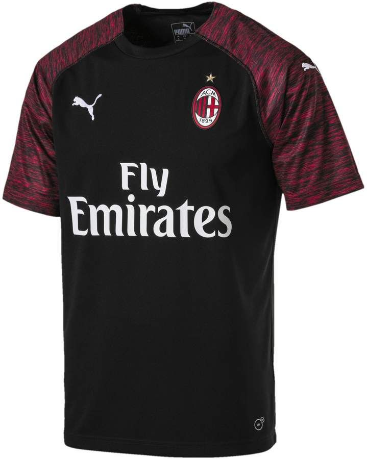 low priced 3c6b4 e8224 AC Milan Men's Replica Third Shirt in 2019 | Products | Ac ...