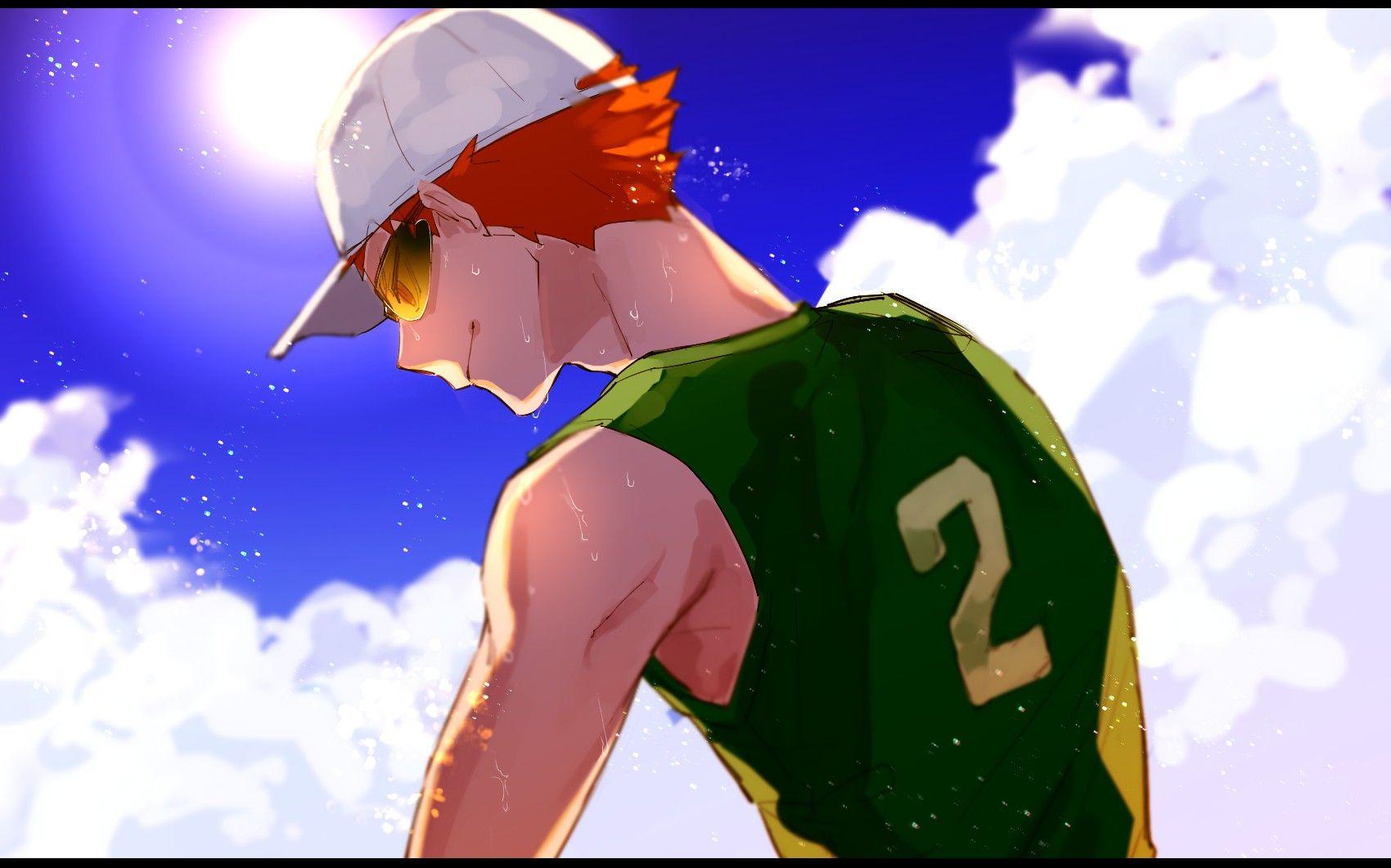 Beach Volleyball In 2020 Haikyuu Anime Haikyuu Sports Anime