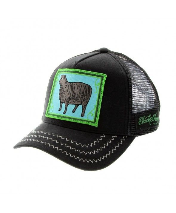 017f868a091e3 Goorin Bros. Black Sheep Trucker cap